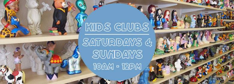 Kids Club at Crafty Corner